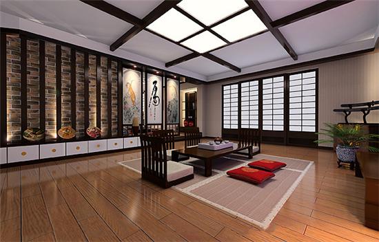 日式房屋装修