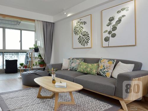 和风素色 演绎淡雅清新日式家居