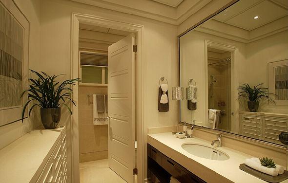 浴室镜子风水