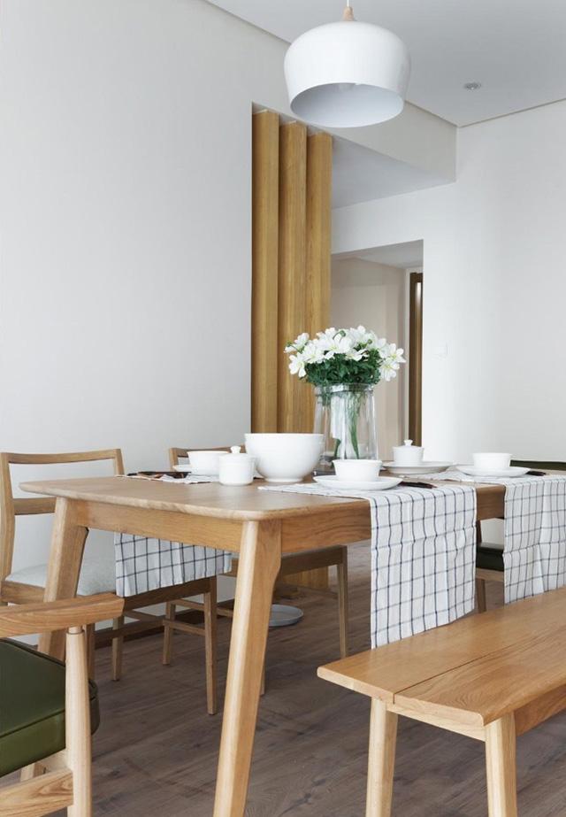 简洁日式风格家居 传达慢节奏生活