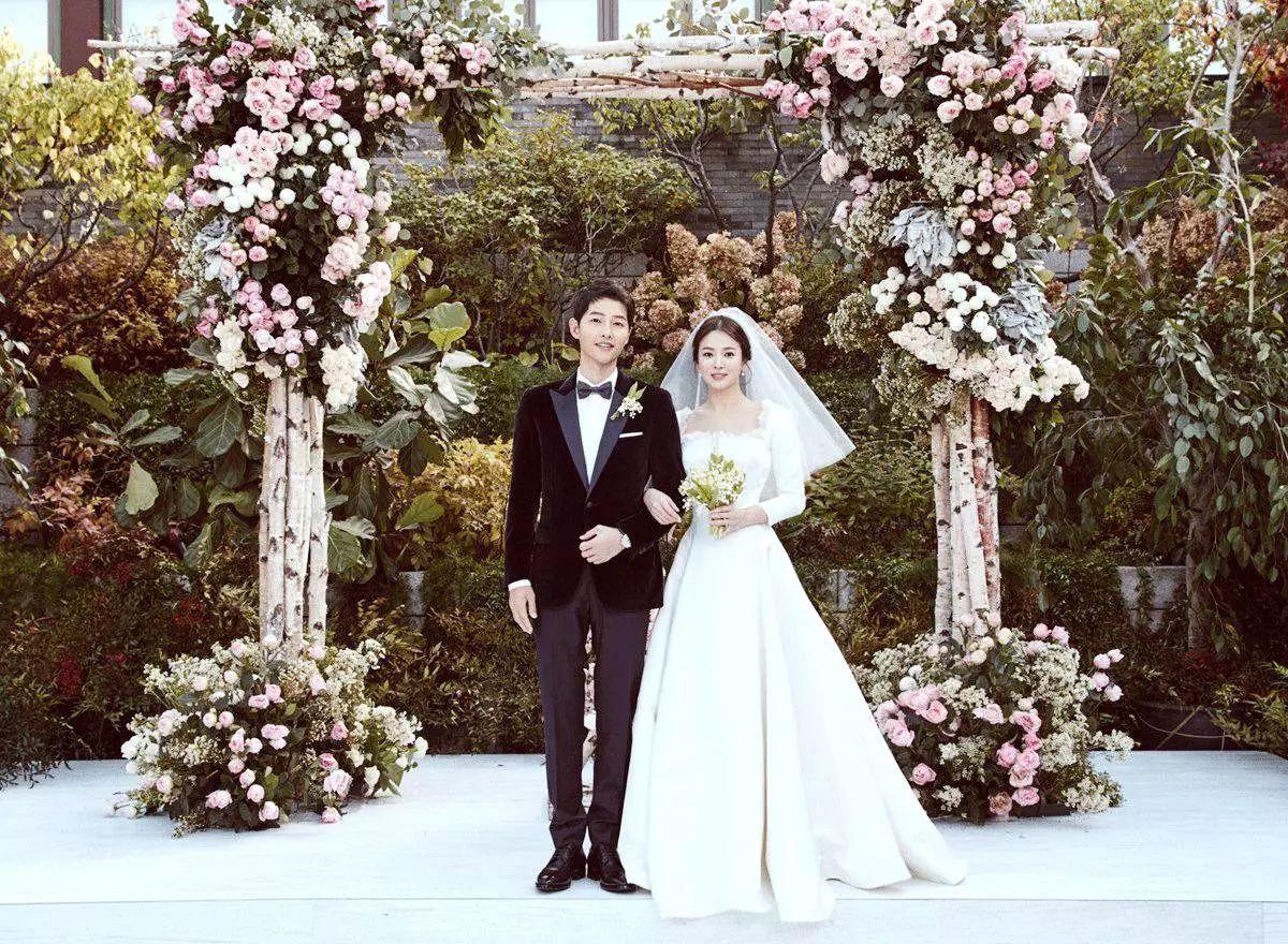 双宋couple | 婚纱照要这么拍!