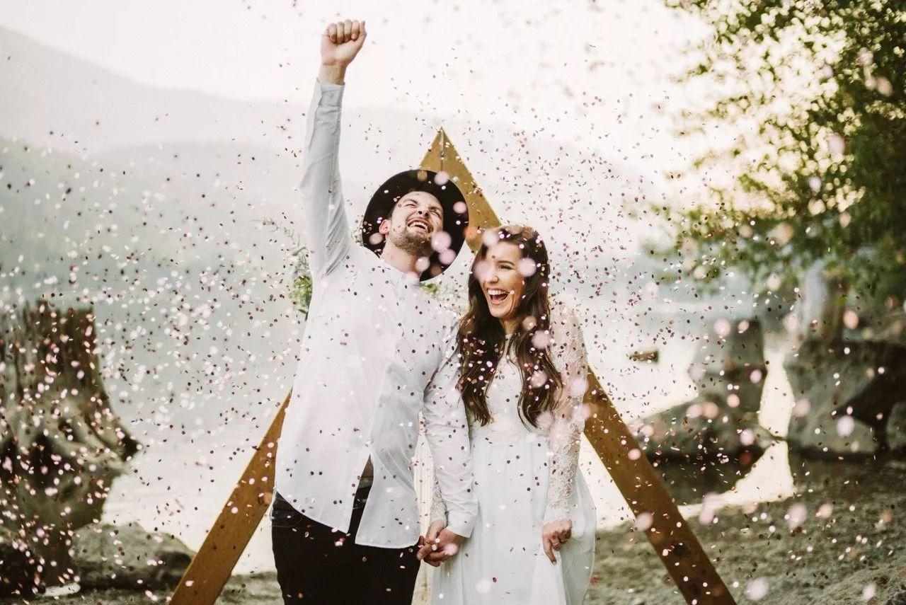 2017全球最美婚纱照:这才是秀恩爱的最高境界!